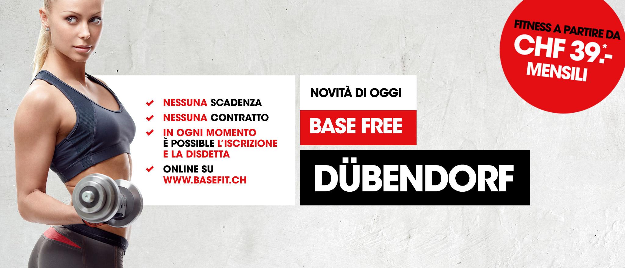 Base Free a Dübendorf