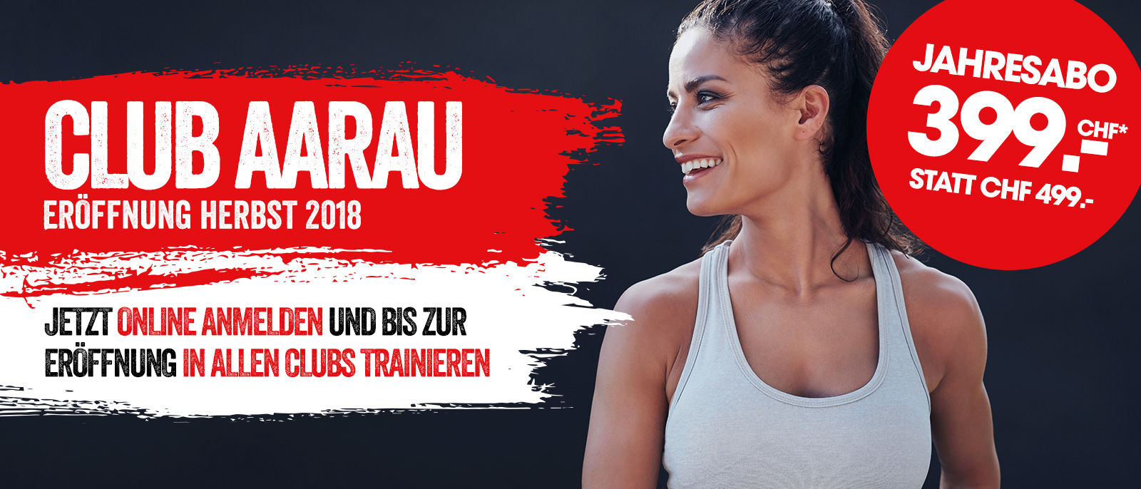 Neueröffnung Aarau