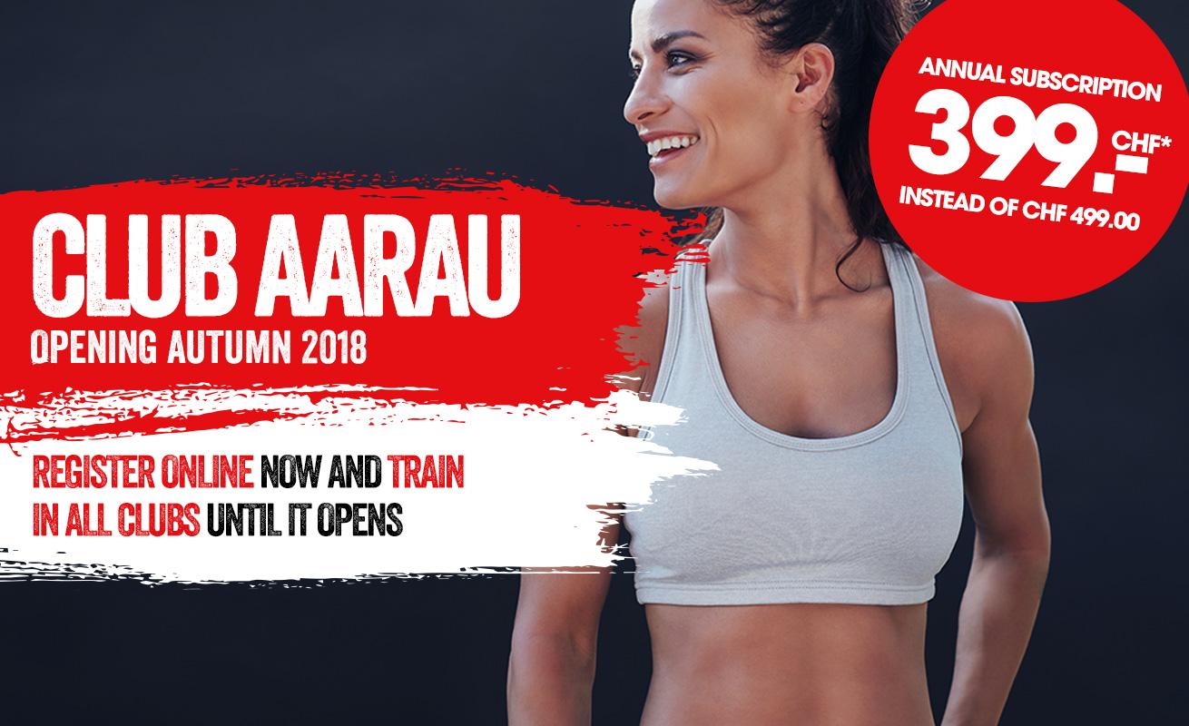 Grand Opening Aarau