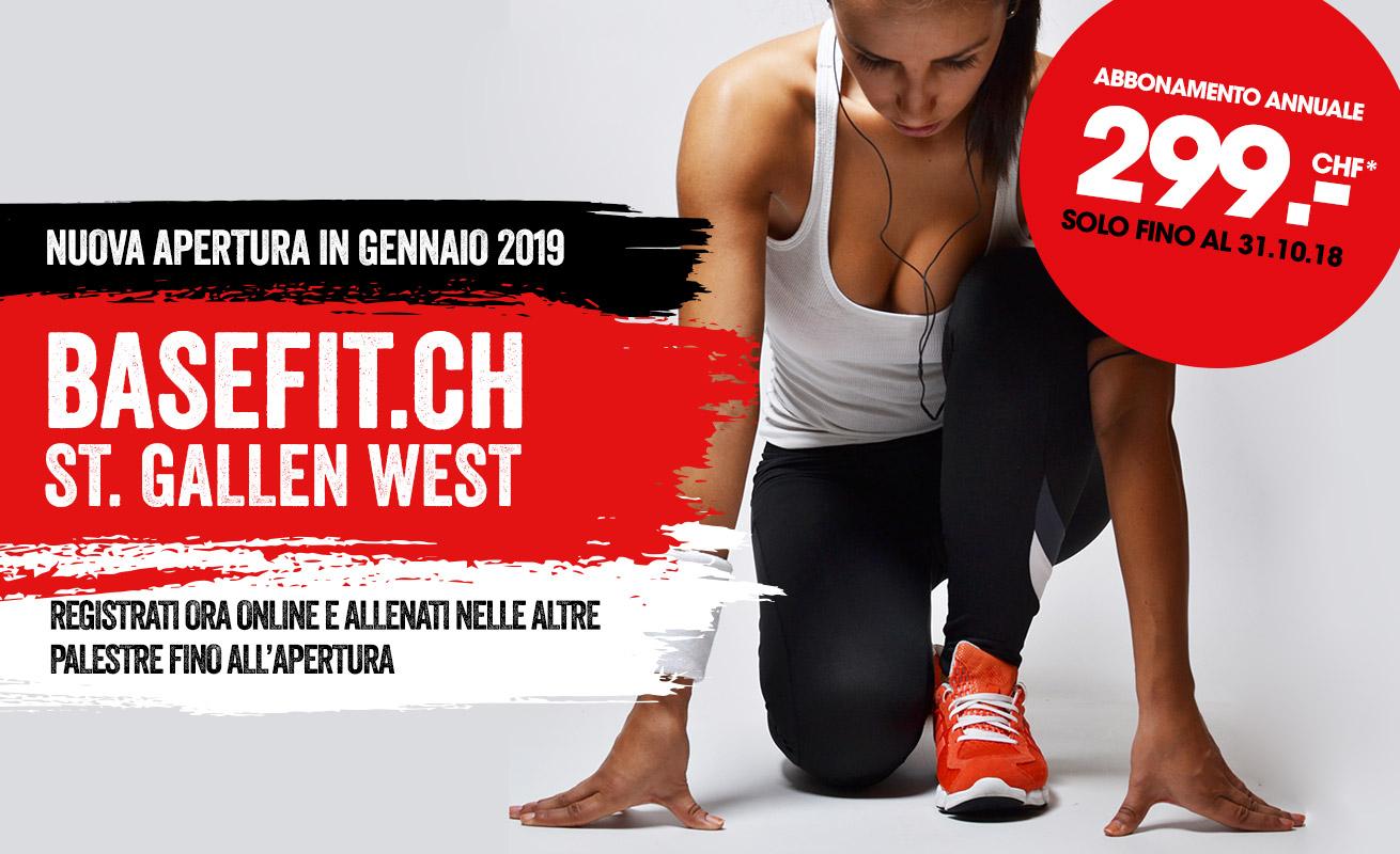 St. Gallen West Vorverkauf