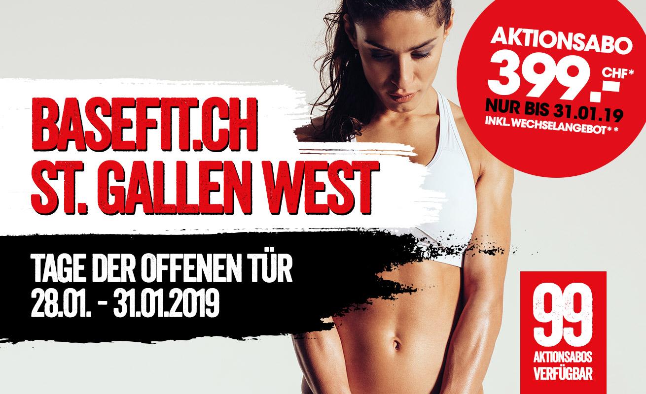 St Gallen West TDOT