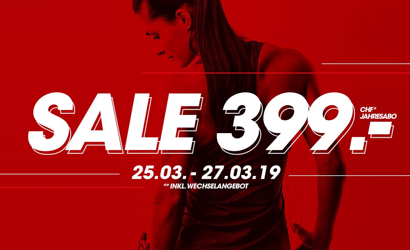 März Sale