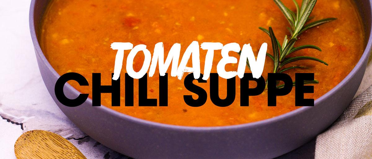 Tomaten Chili Suppe