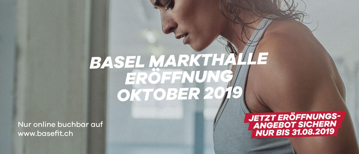 Neueröffnung Basel Markthalle