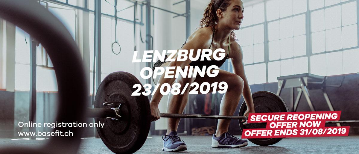 Neueröffnung Lenzburg