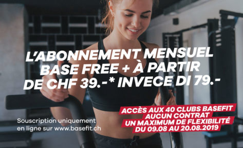 Base Free August