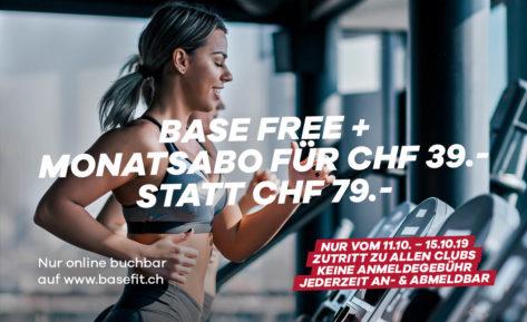 Base Free + Oktober