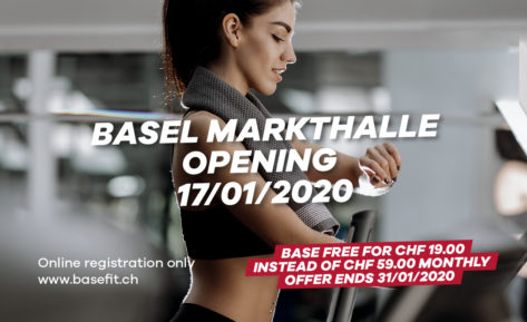 Basel Markthalle Opening