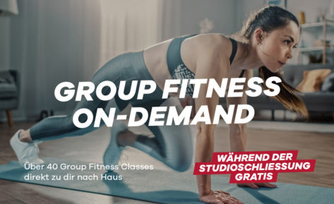 Group Fitness on demand