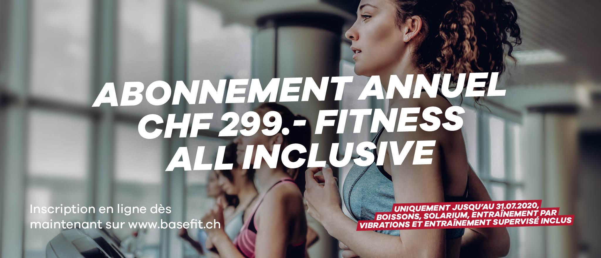 Fitness All Inclusive