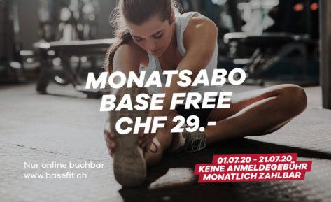 Base Free CHF 29