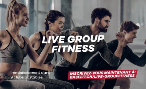 Live Group Fitness Kurse