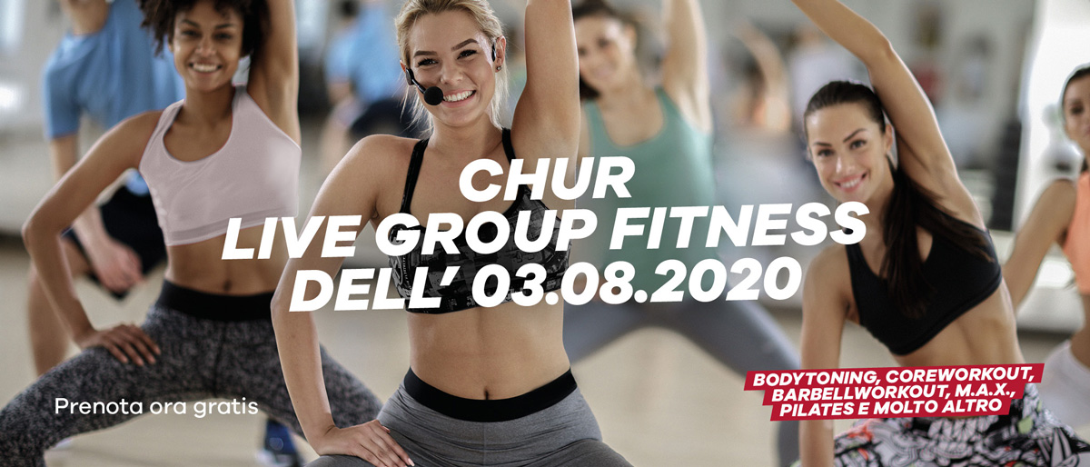 Live Group Fitness Chur