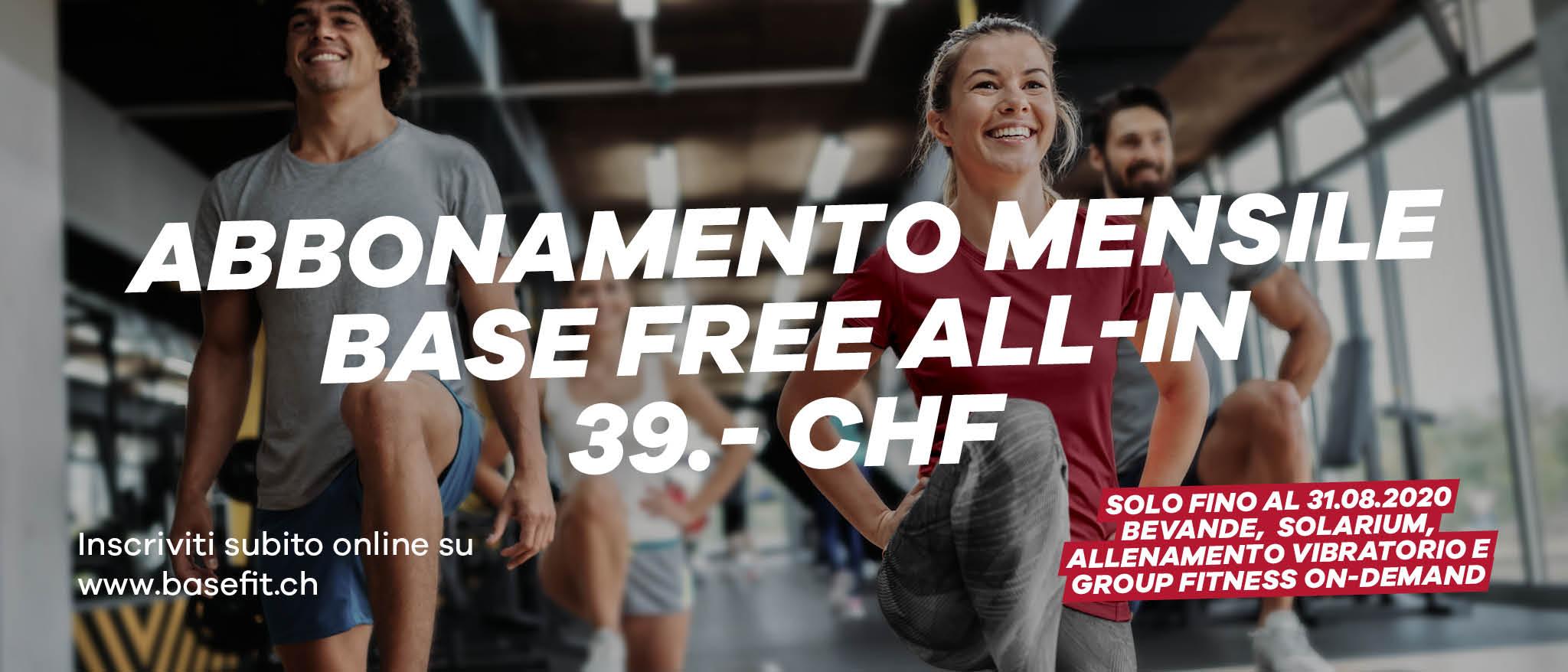 Base Free CHF 39