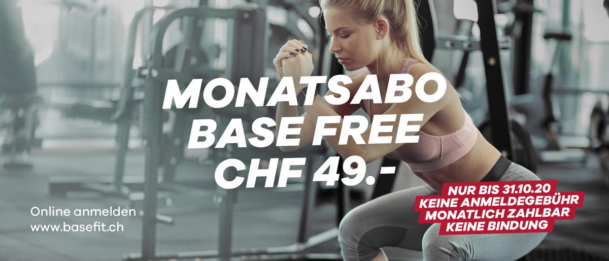 Base Free Oktober 49CHF
