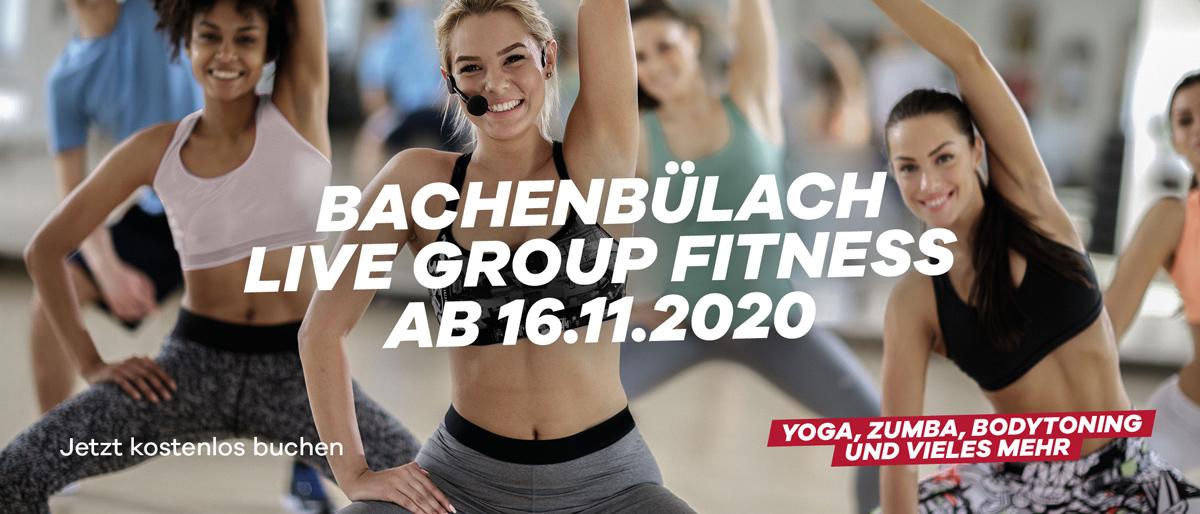 Bachenbülach Live Group Fitness