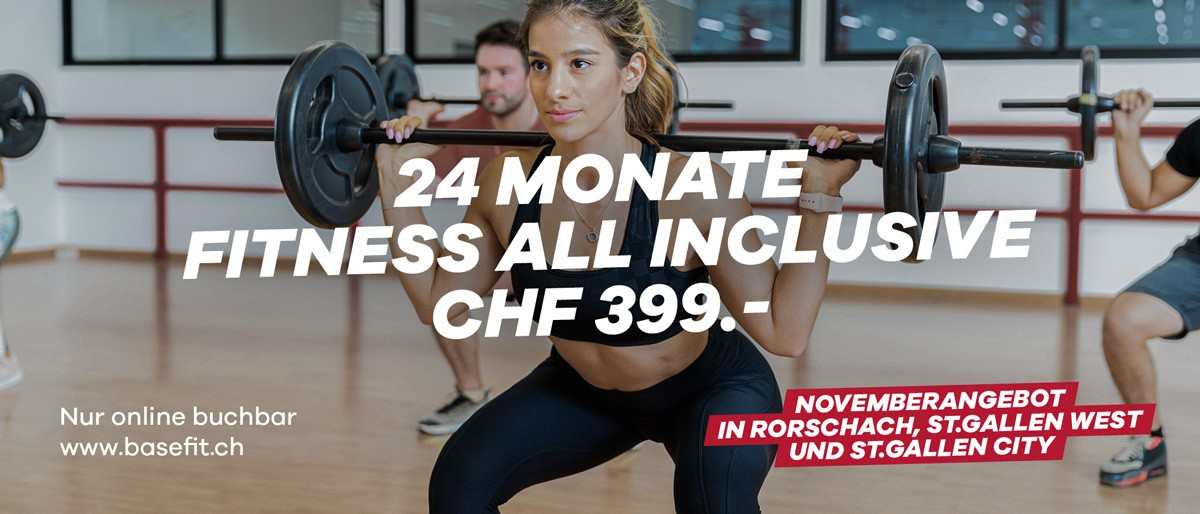 24 Monate All-In CHF 399