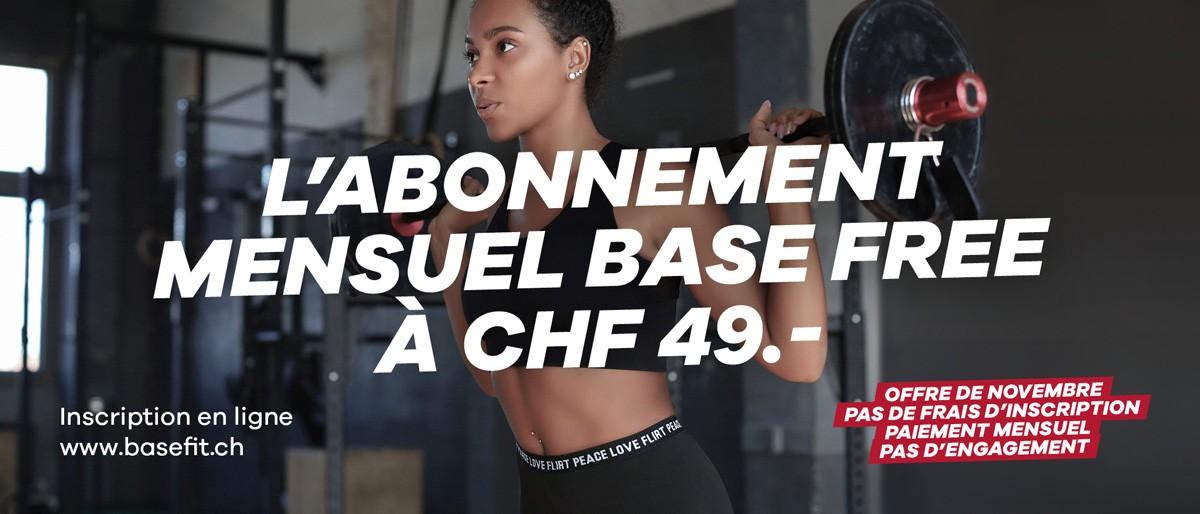 Base Free CHF 49.-