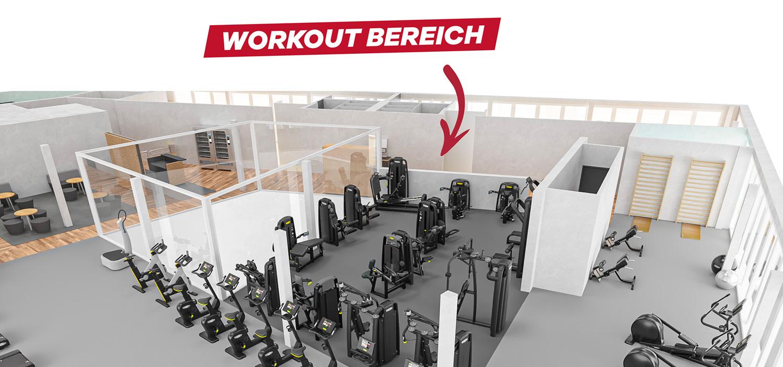 Wohlen_Workout_Bereich