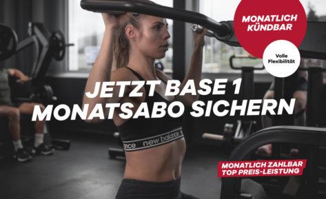 Base 1 flexibles Monatsabo